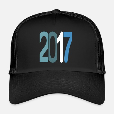 Established Established 2017 - Trucker Cap