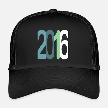 Established Established 2016 - Trucker Cap