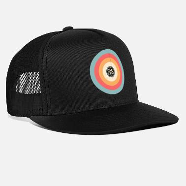Neutron Retro Neutron-ikon - Trucker cap