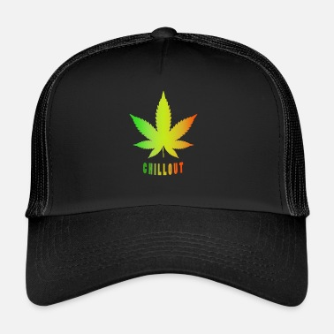Chillout Ganja - Chillout - Trucker Cap