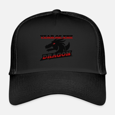 Chinese Dragon Year of the Dragon Chinese zodiac sign - Trucker Cap