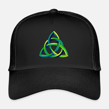 Celtic Celtic Knot Celtic Knot - Trucker Cap