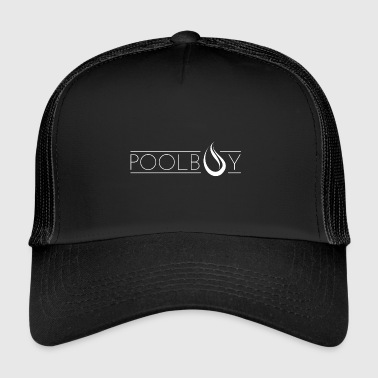 Poolboy Pool Pool 2 - Trucker Cap