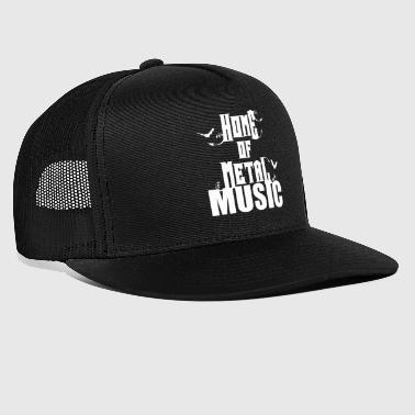 Metal Music - Rock Passion - Trucker Cap