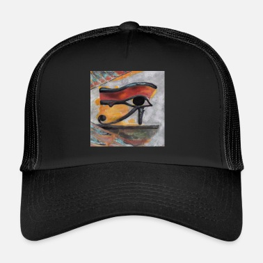 Ra Eye of Ra - Trucker Cap