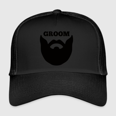 JGA / Bachelor: Groom / Groom - Trucker Cap