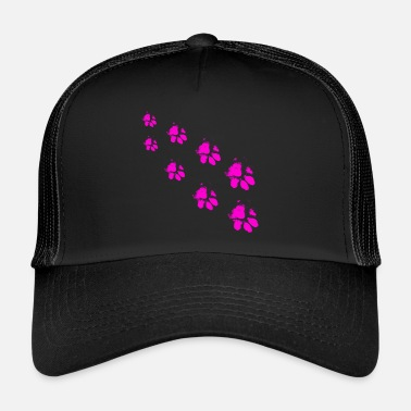 Dog Hundepfote - Trucker Cap