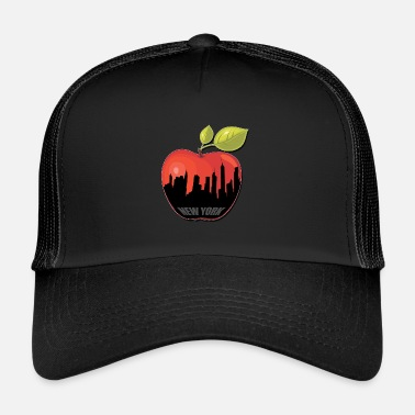 Big Apple BIG APPLE - Trucker Cap