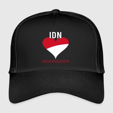 Indonezja - Trucker Cap