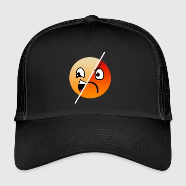 MIXED EMOTION - emosjonelt kaos - Trucker Cap