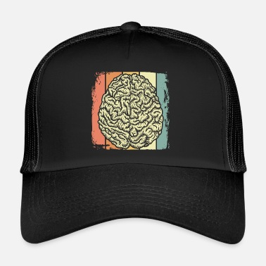 Psychology Brain psychology - Trucker Cap