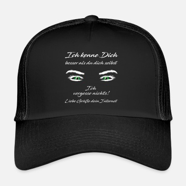 Internet Il tuo internet - Trucker Cap