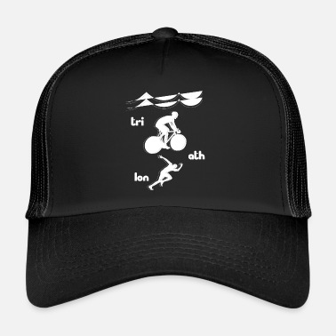Pied Triathlon - Trucker Cap