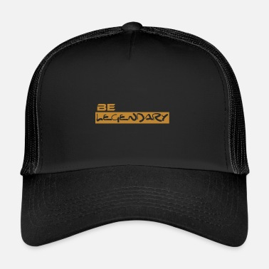 Legendarisk vara legendarisk - Trucker Cap