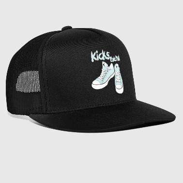 Light kicks - Trucker Cap