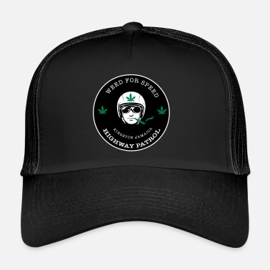 Weed Weed for Speed - Trucker Cap
