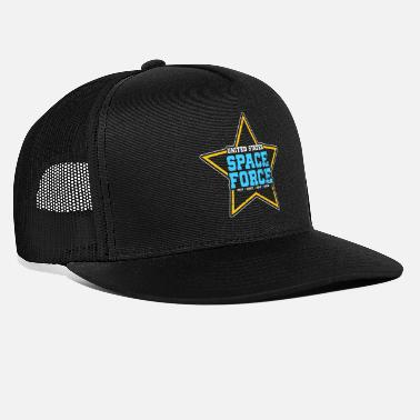 Culture United States Space Force Gift - Trucker Cap