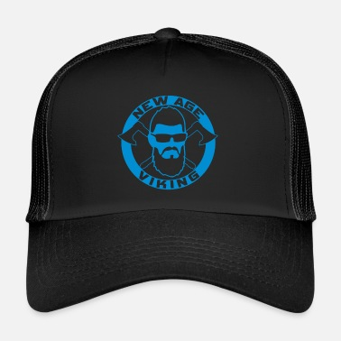 New Age NEW AGE VIKING Blue - Trucker Cap