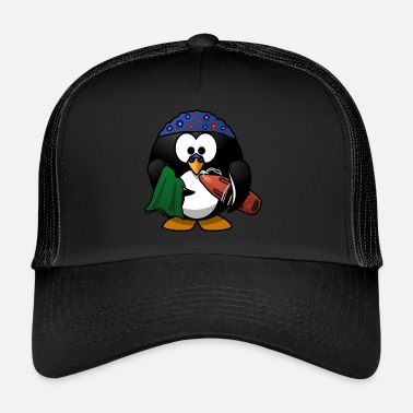 Baywatch Tux - Trucker Cap