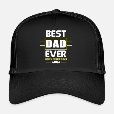 Best-dad Best Dad / Best Dad - Trucker Cap