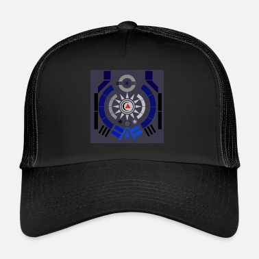 Illustratie illustratie - Trucker Cap