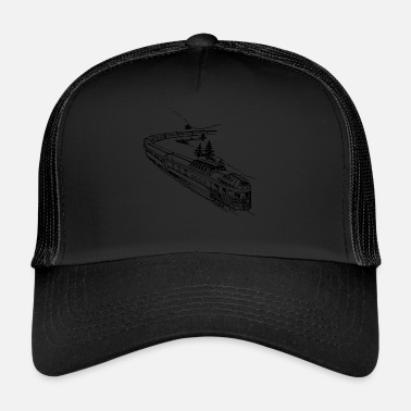 Locomotive locomotive - Trucker Cap