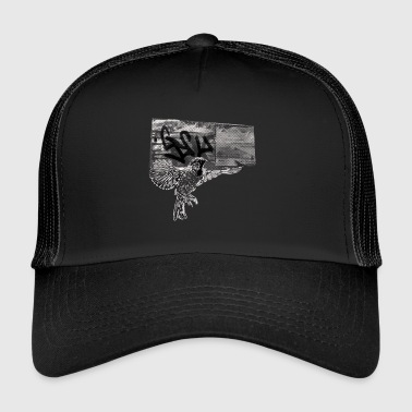 oiseau design - Trucker Cap