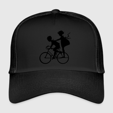 Kids Bike Kids on bike - Trucker Cap