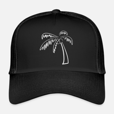 Palmer palm - Trucker Cap