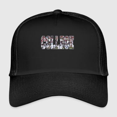 College Football college football d1 - Trucker Cap