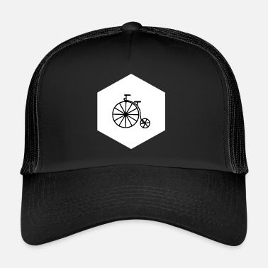 Penny HIPSTER PENNY FARTHING (w) - Casquette trucker