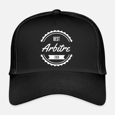 Arbitre best arbitre sport football handball judo - Trucker Cap