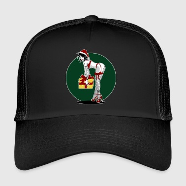 Pinup Christmas Pinup - Trucker Cap