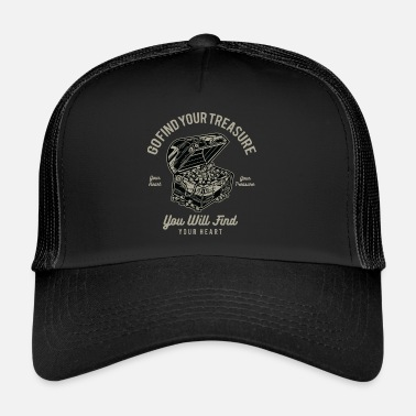 Treasure Treasure - Trucker Cap