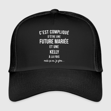 EVJF future mariee et Kelly - Trucker Cap
