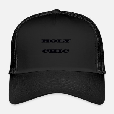 Chic chic Collection - Cappello trucker