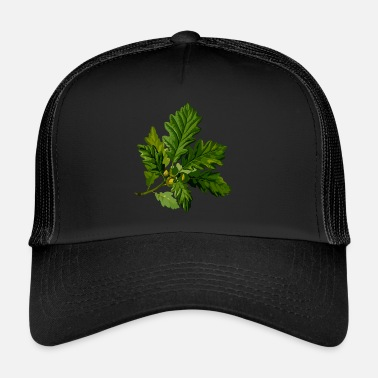 P48-laurier herbes thym romarin persil origan aneth - Trucker Cap