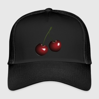 Cherries cherries - Trucker Cap
