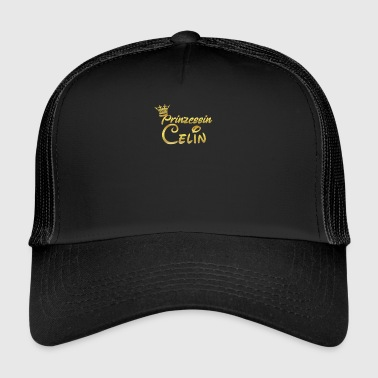 PRINCESS PRINCESS QUEEN GIFT Celin - Trucker Cap