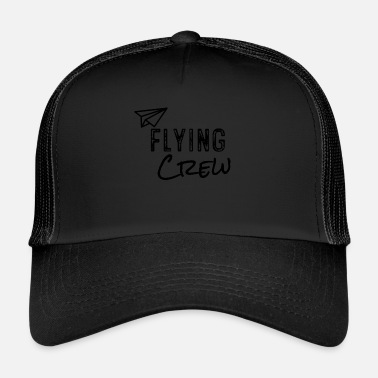 Crew Flying Crew - Trucker Cap