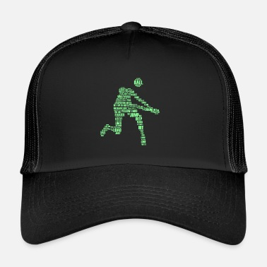 Volleyball Volleyball Joueur de Beach Volleyball - Trucker Cap