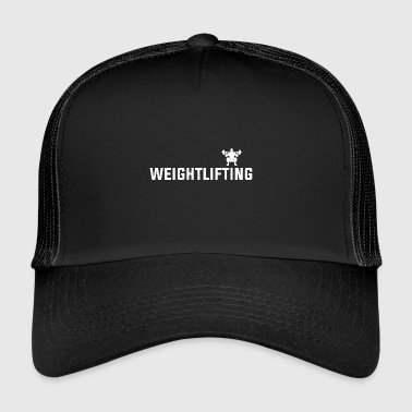 Weightlifting - Trucker Cap