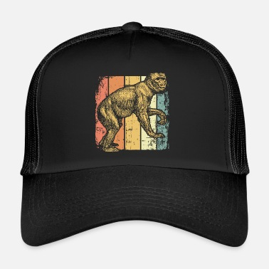 Singe Anthropoïde singes - Trucker Cap
