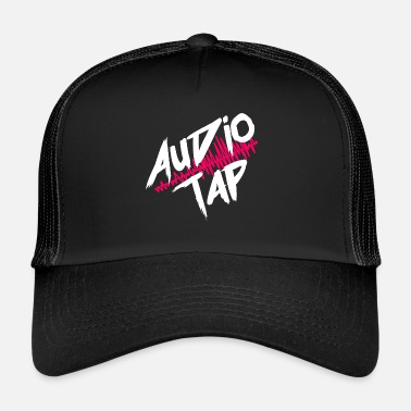 Audio Audio Tap - Trucker cap