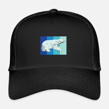 Polar Polar Bear Polar North Pole - Trucker Cap