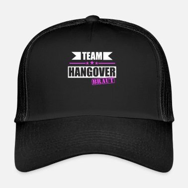 Ungkarlskvinna Hen party brud - Trucker Cap