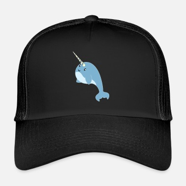 Adore Adorable Narwhal - Trucker Cap