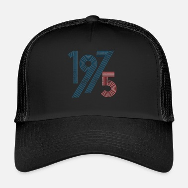 1975 Birthday 1975 - Trucker Cap