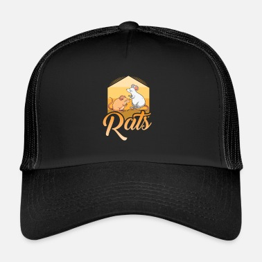 Rat rats - Trucker Cap