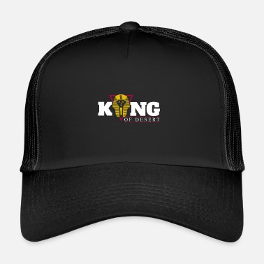 Farao King of the Desert Farao cadeau kinderen - Trucker Cap